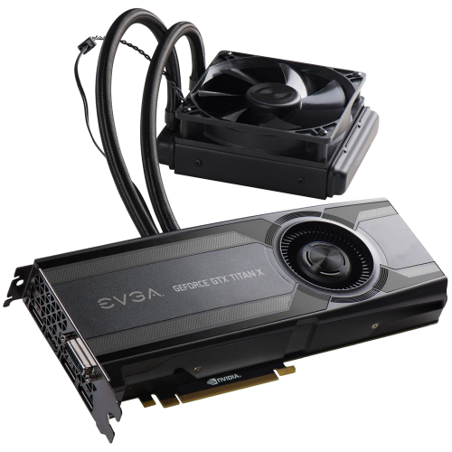 EVGA GeForce GTX Titan X Hybrid 12 GB