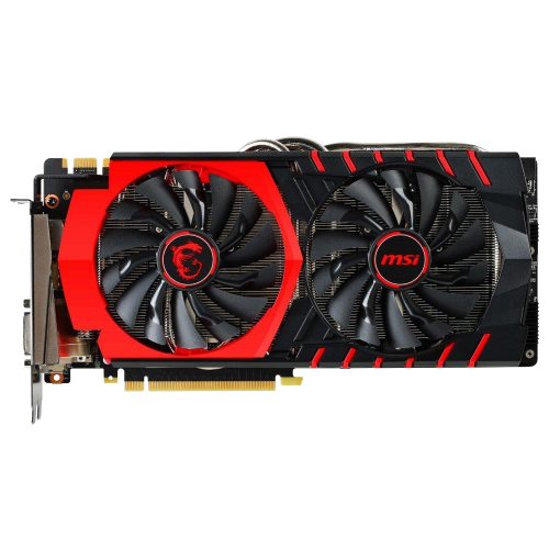 MSI GTX 980Ti GAMING 6G - NVIDIA GeForce PCI