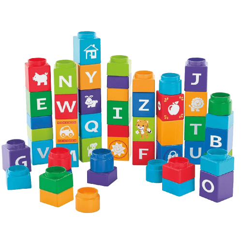 Learn Alphabet Blocks