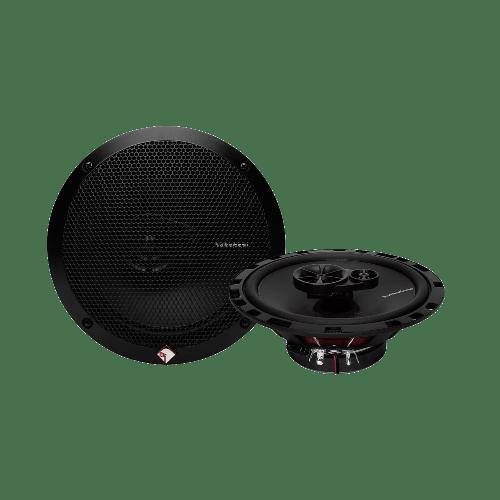 Full-Range 3-Way Coaxial Speaker