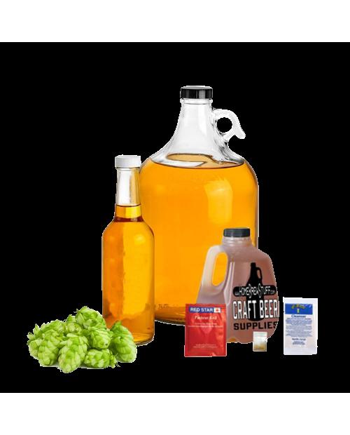 1 Gallon Hopped Honey Mead Recipe Refill Kit