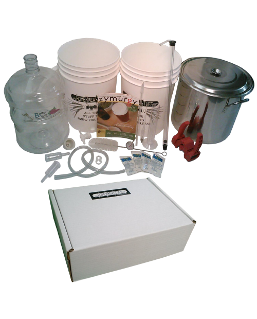 Starter Kit with 32 Quart Brew Pot plus Sierra