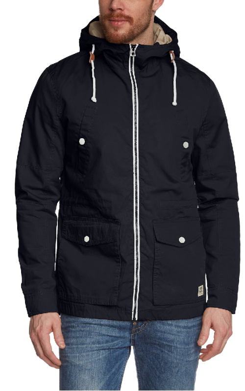 Men's JJORCALL Short Parka Coat