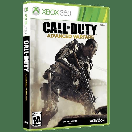 Call of Duty- Advanced Warfare - Xbox 360
