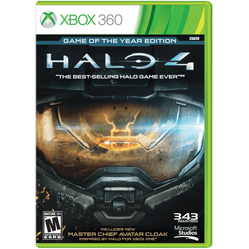 Halo 4- Game of the Year Edition