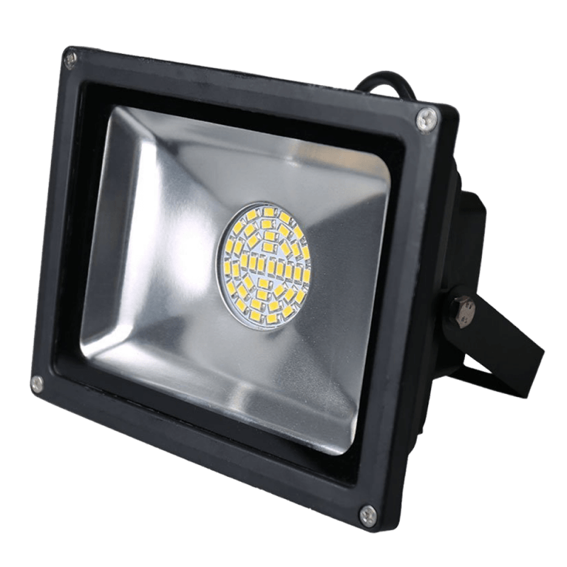 Warm White Cool White Waterproof LED Flood Light