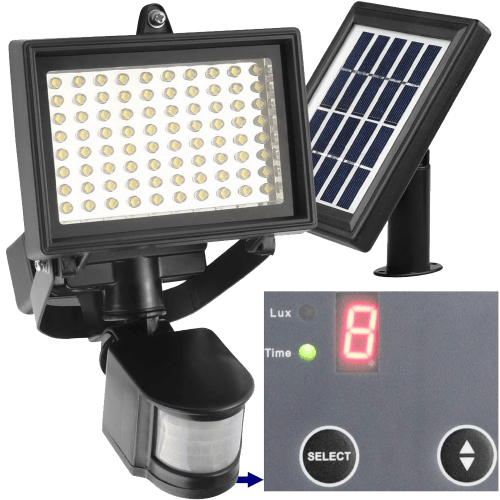 80 LED Outdoor Solar Motion Light