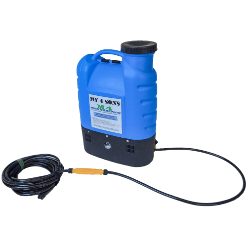 4-Gallon Battery Powered Backpack Sprayer