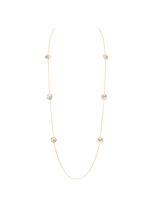Amulette de Cartier long necklace