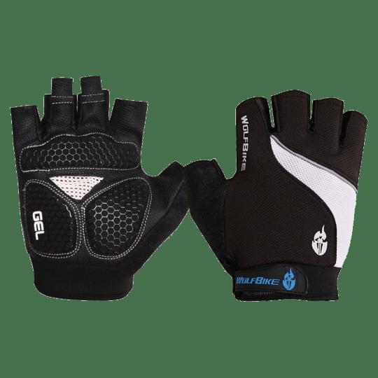 Short Half Finger Gloves