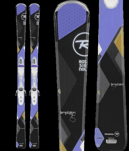 Rossignol Temptation 84 Skis