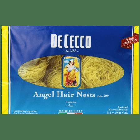 Angel Hair Nests