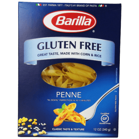 Gluten Free Pasta Penne