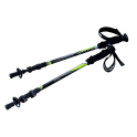 Onway 100% Carbon Fiber Anti-shock Adjustable Alpinestock Hiking Trekking Poles