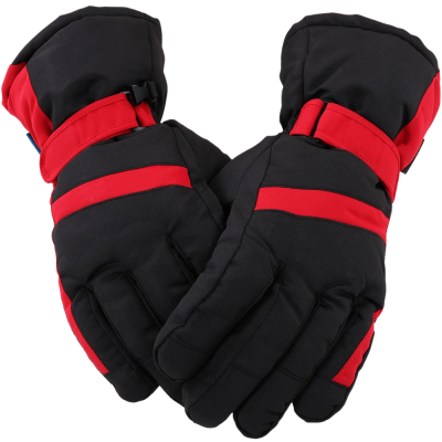 Simplicity Men's 3M Thinsulate Lined Waterproof Snowboard - Ski Gloves