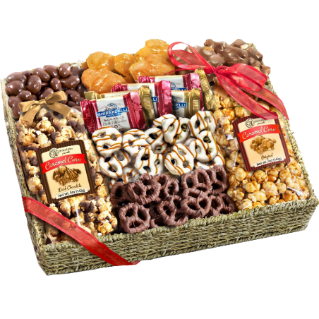 Sweets and Treats Gift Basket