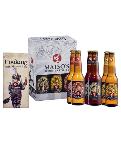 Matso`s Broome In A Box 6 Pack