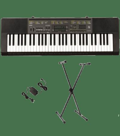 Casio CTKVK3 PAK 61-Key Premium Keyboard