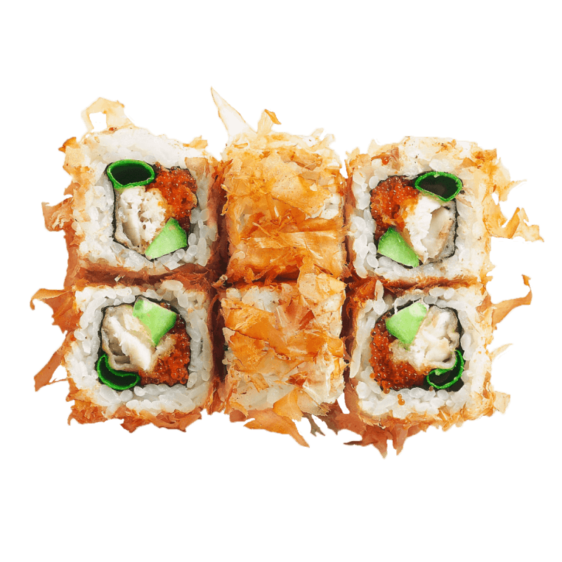 Roll with Tuna in Tuna...