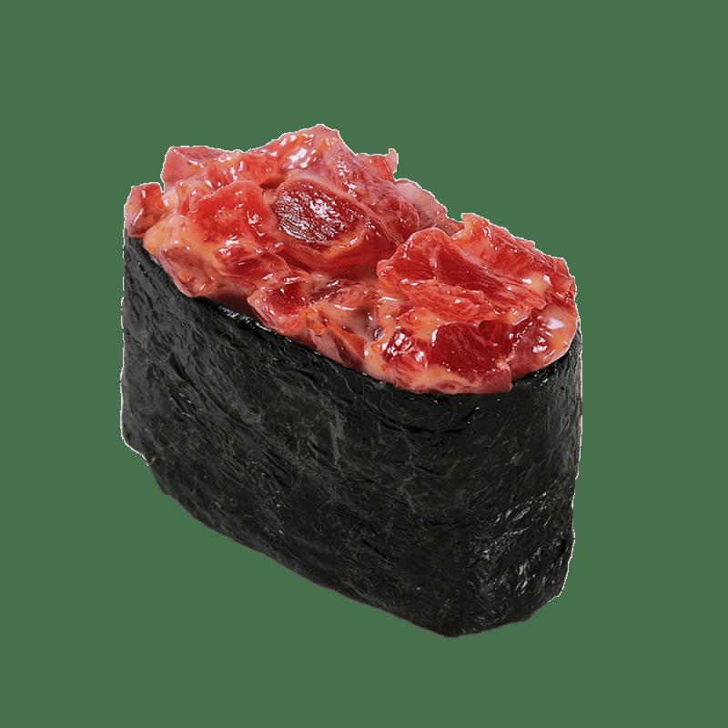 Tuna with Kimchi