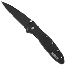 Kershaw 1660CKT Ken Onion Black Leek Folding Knife with SpeedSafe