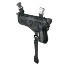 Deluxe Universal Horizontal Shoulder Holster