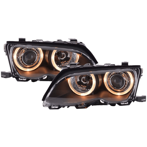 Angel Eye Headlight BMW 3er Limo Typ E46