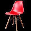 WoodLeg Dining Chair