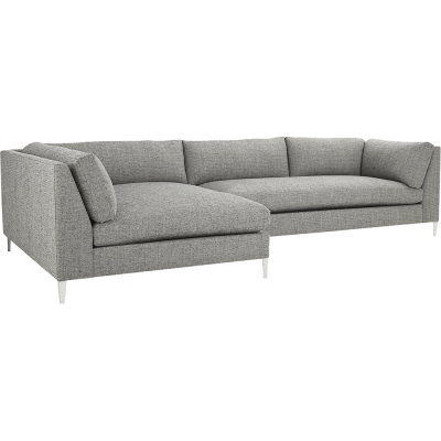 Decker 2-piece sectional sofa