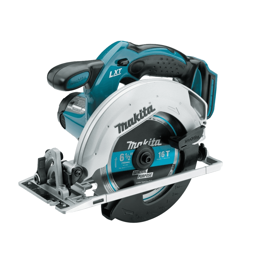 Makita LXT601 18-Volt LXT 6-Piece Lithium-Ion Cordless Combo Kit