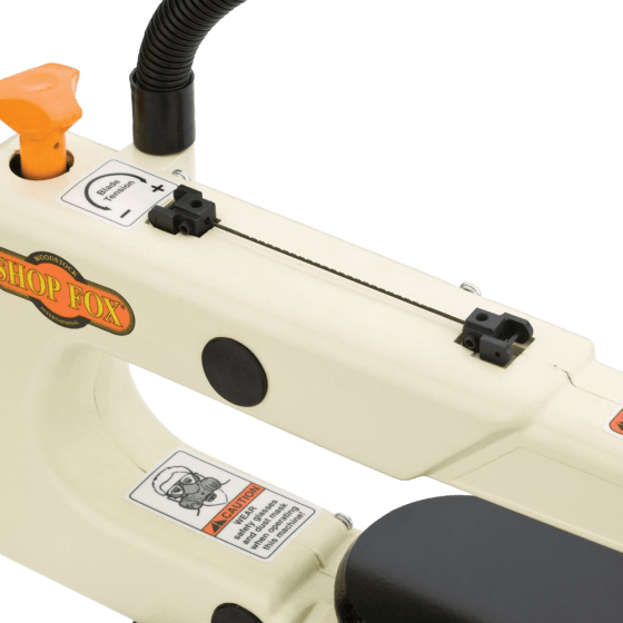 Shop Fox W1713 16-Inch Variable Speed Scroll Saw
