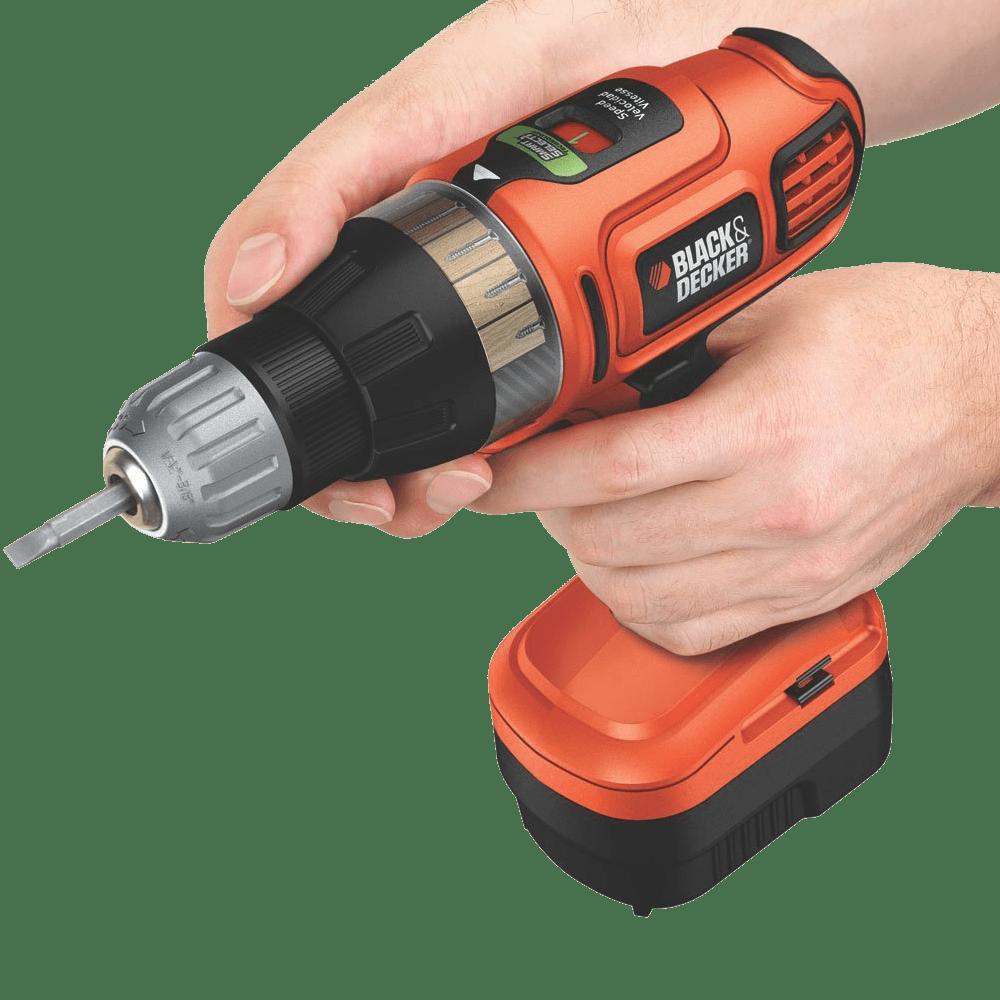 SS12C 12-Volt Cordless Drill-Driver