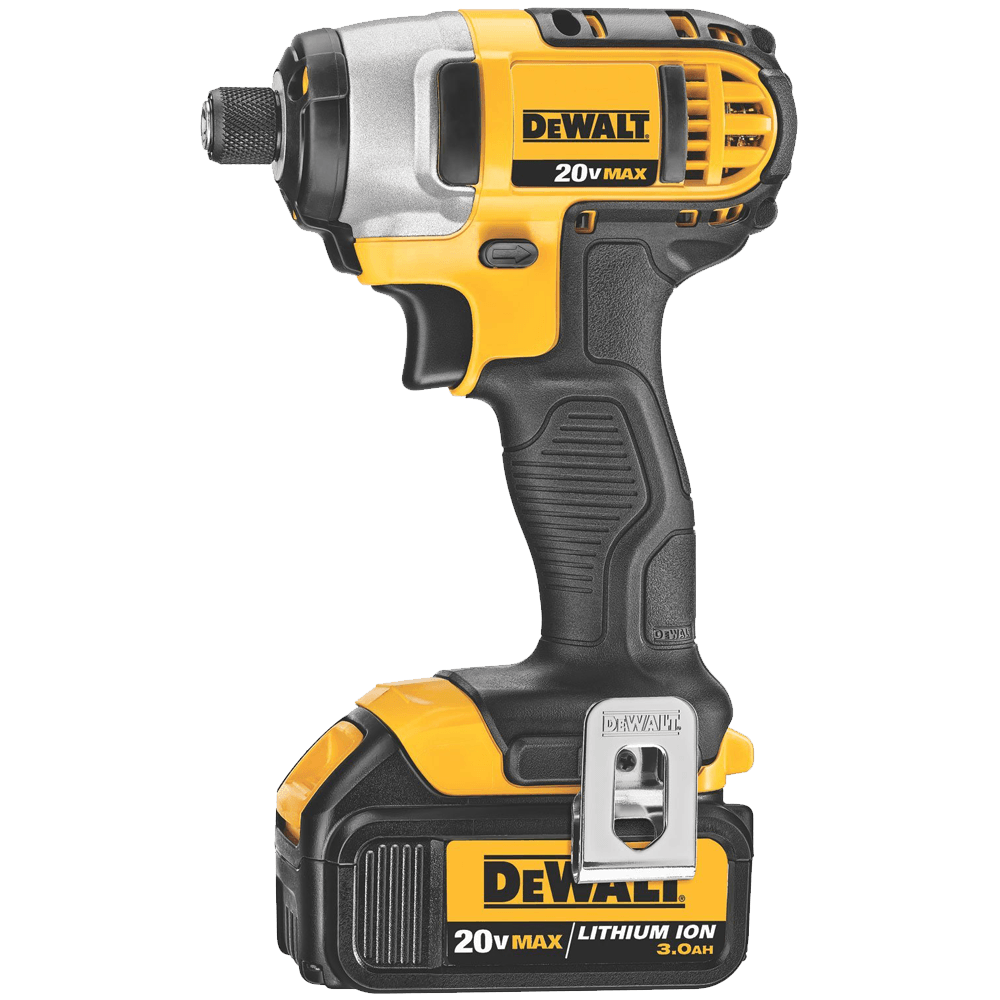 DCK290L2 20-Volt MAX Li-Ion 3.0 Ah Hammer Drill and Impact Driver Combo Kit