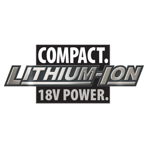 LCT200W 18-Volt Compact Lithium-Ion Cordless Combo Kit 2-Piece