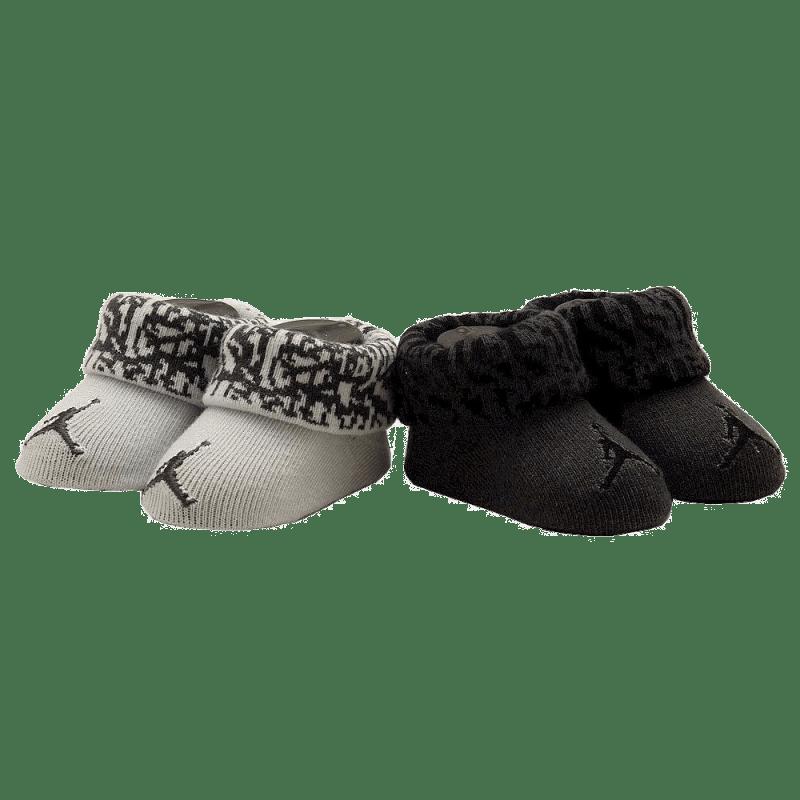 Nike Jordan Newborn Baby Booties (0-6M)