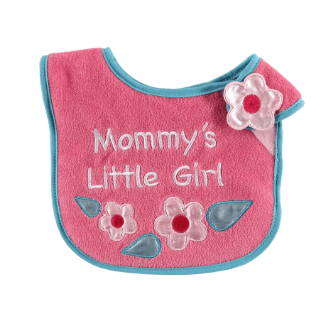 Luvable-Friends-Animal-Applique-Side-Closure-Baby-Bib