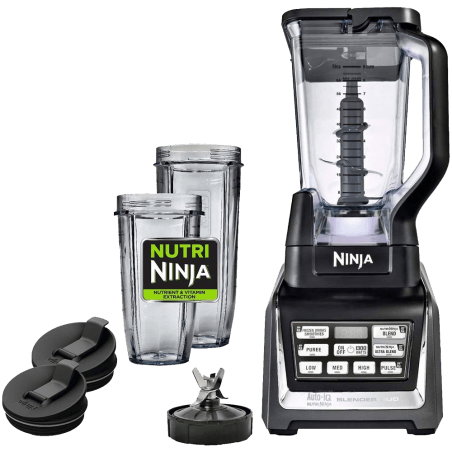 Ninja Blender Duo with Auto-iQ