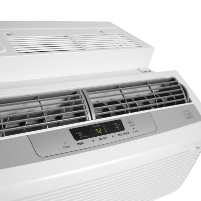 Air Conditioner w/ Full-Function Remote Control