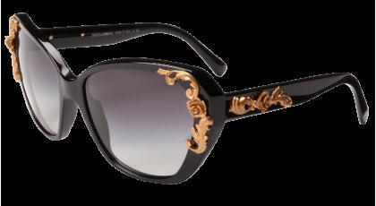 Gabbana Womens Cat-Eye...