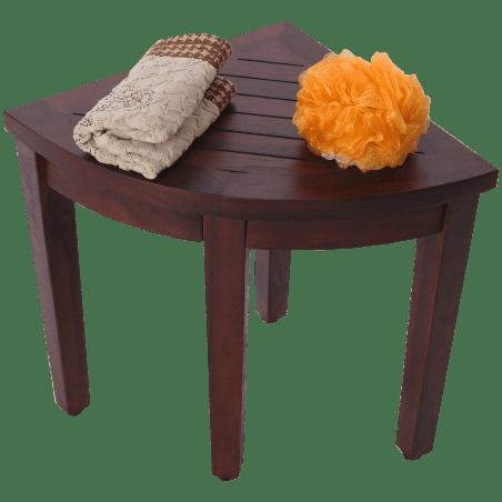 Corner Shower Seat Stool