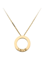 Love necklace (3 diamonds)