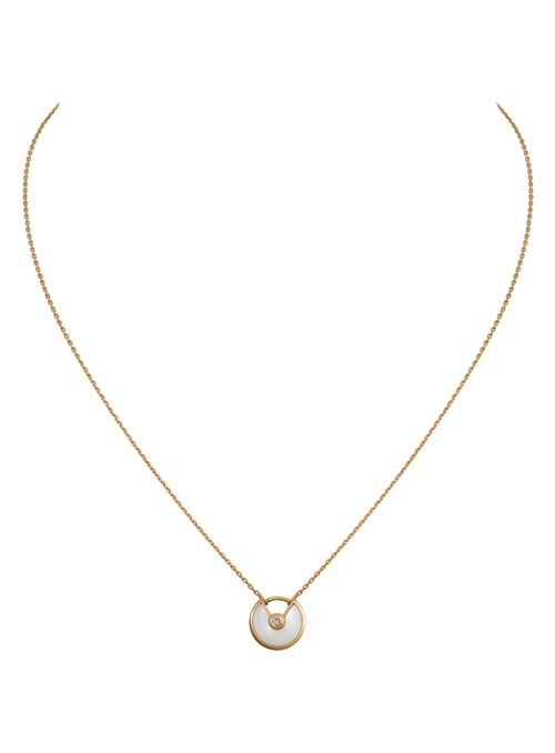Amulette de Cartier necklace