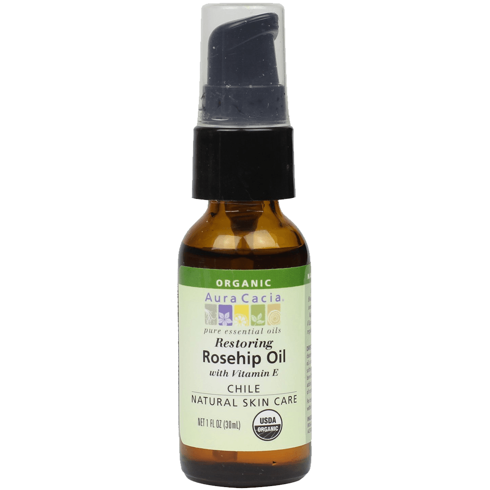 Restoring Rosehip Oil with Vitamin E