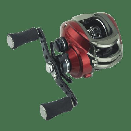 Low-Profile-Baitcasting-Fishing-Reel-Super-Smooth-Baitcaster-with-Oversized-Handle