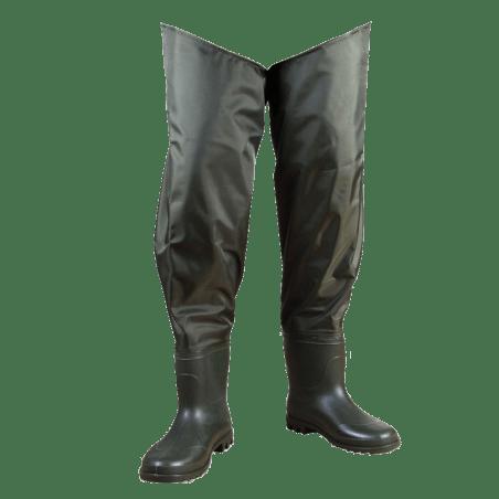 Freefisher-Unisex-Fishing-Waders_Army-Green
