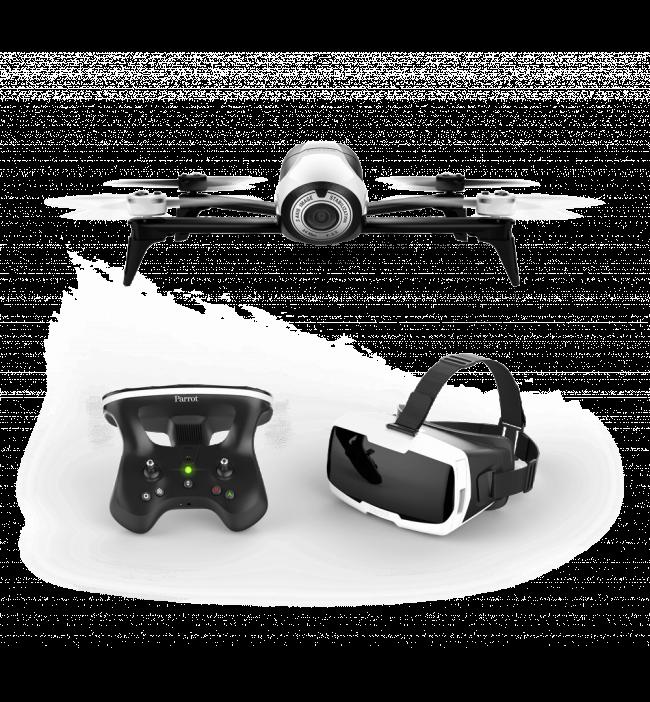 Drone Parrot BEBOP2 FPV
