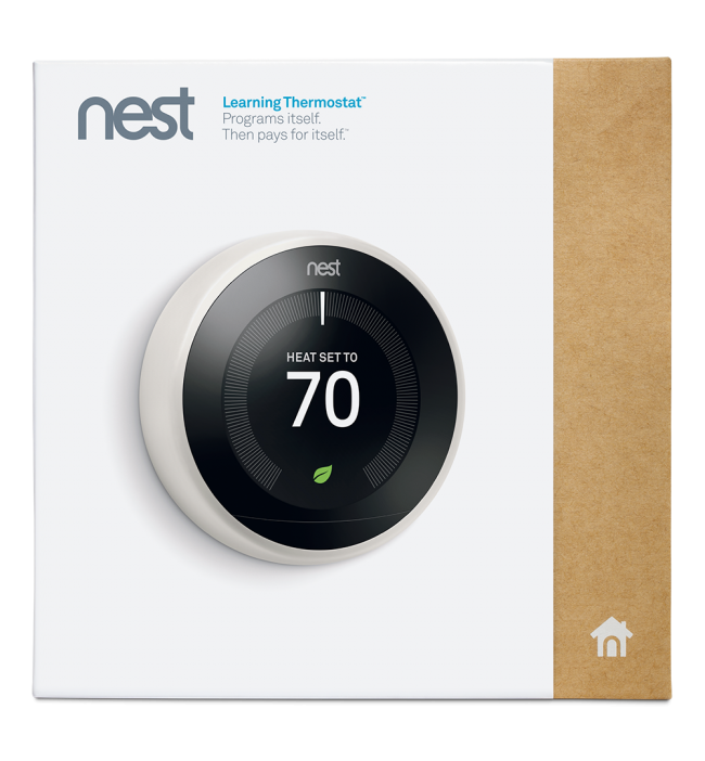 Nest Learning Thermostat...