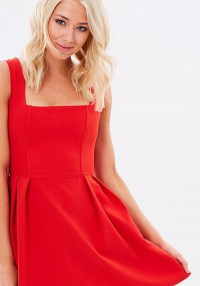 Delphine IOU Dress