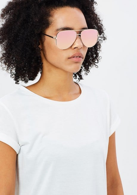 Quay Australia x Desi - High Key sunglasses