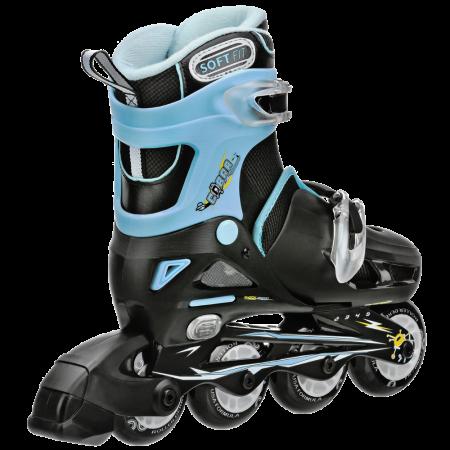 Roller-Derby-Boy's-Cobra-Adjustable-Inline-Skate